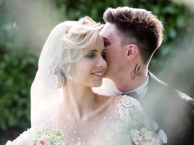 Il matrimonio di Mattia e Alessandra a Como, Como 53