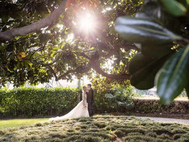 Il matrimonio di Mattia e Alessandra a Como, Como 1