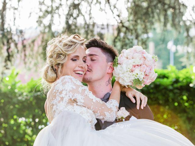 Il matrimonio di Mattia e Alessandra a Como, Como 56