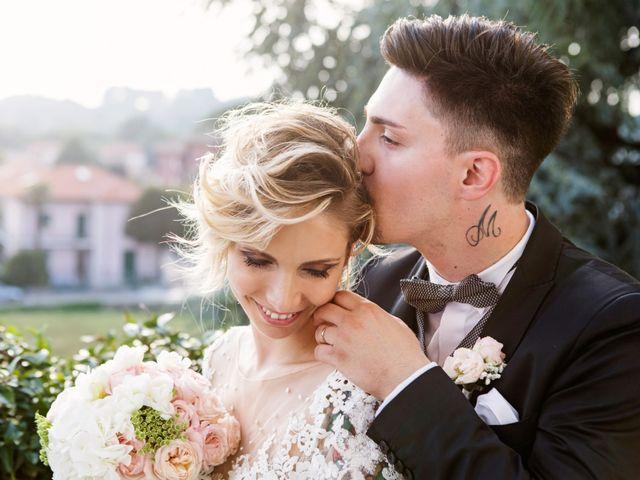 Il matrimonio di Mattia e Alessandra a Como, Como 61