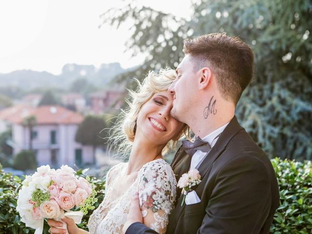 Il matrimonio di Mattia e Alessandra a Como, Como 62
