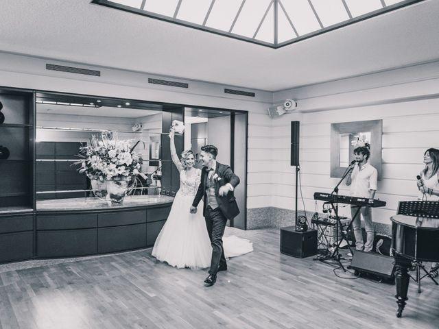 Il matrimonio di Mattia e Alessandra a Como, Como 63