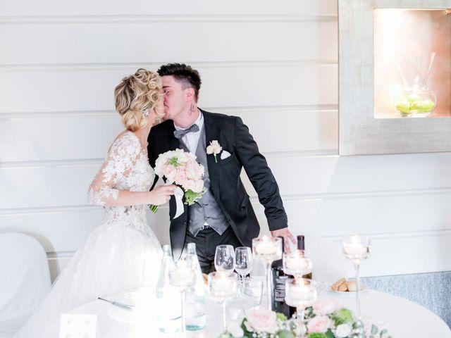 Il matrimonio di Mattia e Alessandra a Como, Como 64