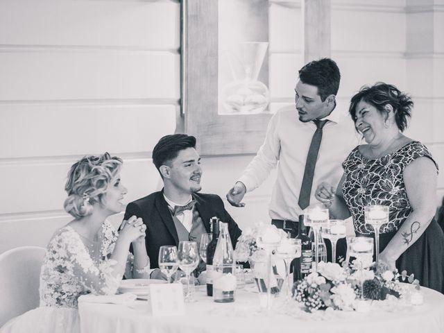 Il matrimonio di Mattia e Alessandra a Como, Como 70