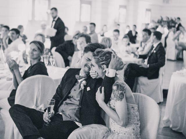Il matrimonio di Mattia e Alessandra a Como, Como 83