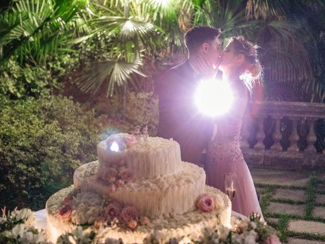 Il matrimonio di Mattia e Alessandra a Como, Como 87