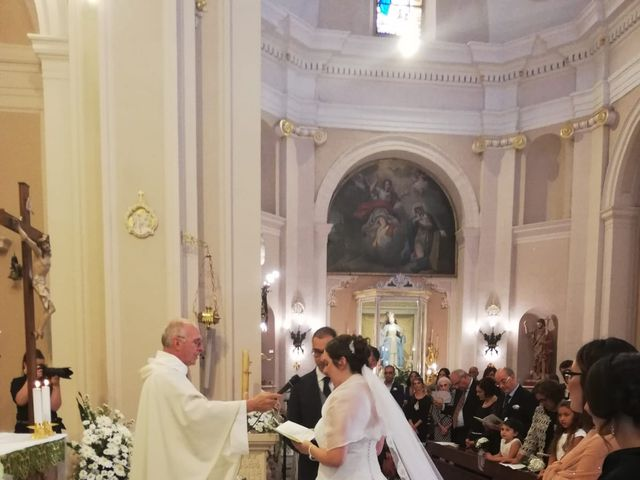 Il matrimonio di Fabio  e Maria Vittoria a Mesagne, Brindisi 3
