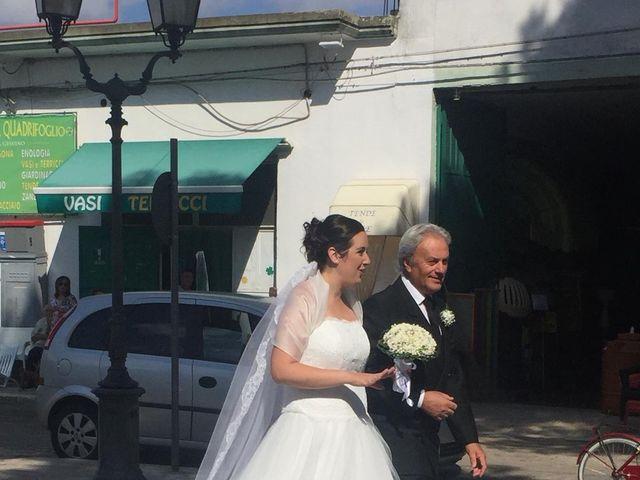 Il matrimonio di Fabio  e Maria Vittoria a Mesagne, Brindisi 5