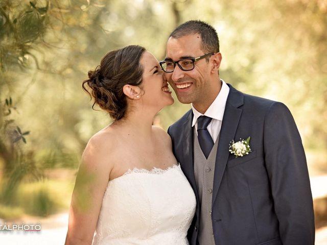 Il matrimonio di Fabio  e Maria Vittoria a Mesagne, Brindisi 7