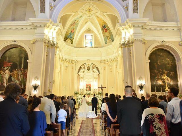 Il matrimonio di Fabio  e Maria Vittoria a Mesagne, Brindisi 8