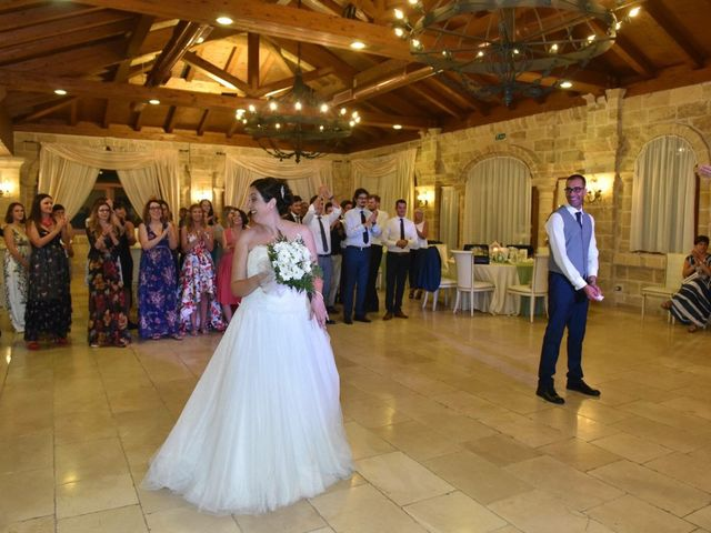 Il matrimonio di Fabio  e Maria Vittoria a Mesagne, Brindisi 10