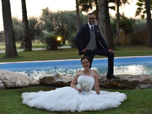 Il matrimonio di Fabio  e Maria Vittoria a Mesagne, Brindisi 11