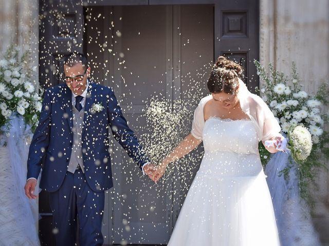 Il matrimonio di Fabio  e Maria Vittoria a Mesagne, Brindisi 13