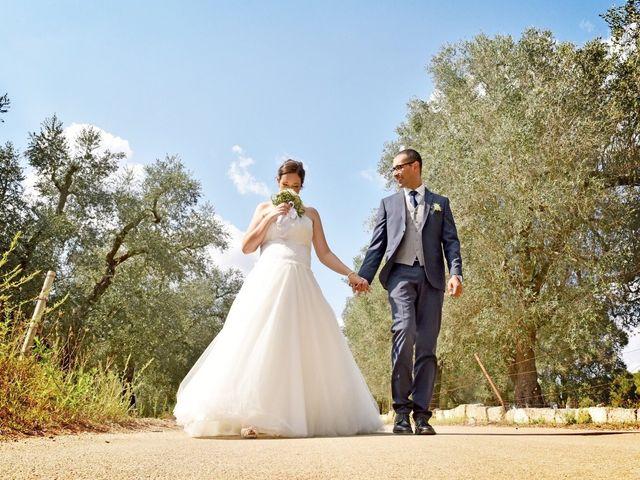 Il matrimonio di Fabio  e Maria Vittoria a Mesagne, Brindisi 15