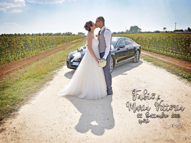 Il matrimonio di Fabio  e Maria Vittoria a Mesagne, Brindisi 16