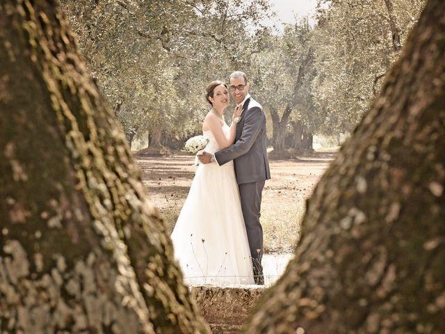 Il matrimonio di Fabio  e Maria Vittoria a Mesagne, Brindisi 17