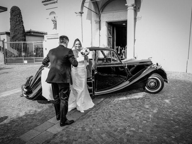 Il matrimonio di Osvaldo e Eleonora a Monza, Monza e Brianza 13