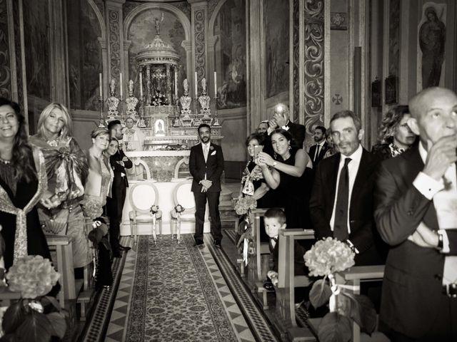 Il matrimonio di Osvaldo e Eleonora a Monza, Monza e Brianza 18
