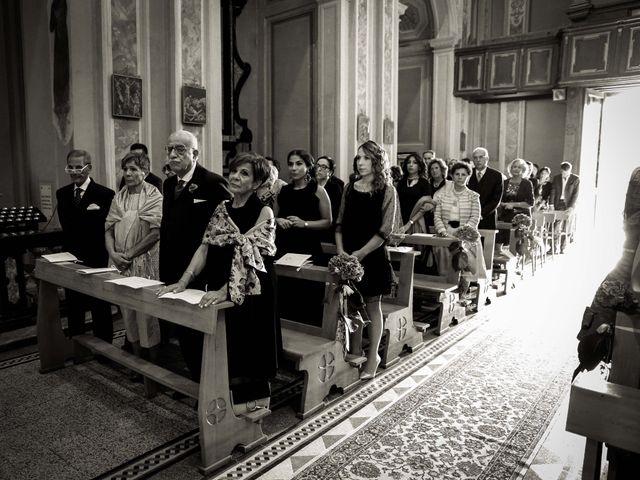 Il matrimonio di Osvaldo e Eleonora a Monza, Monza e Brianza 32