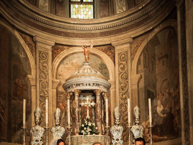 Il matrimonio di Osvaldo e Eleonora a Monza, Monza e Brianza 38