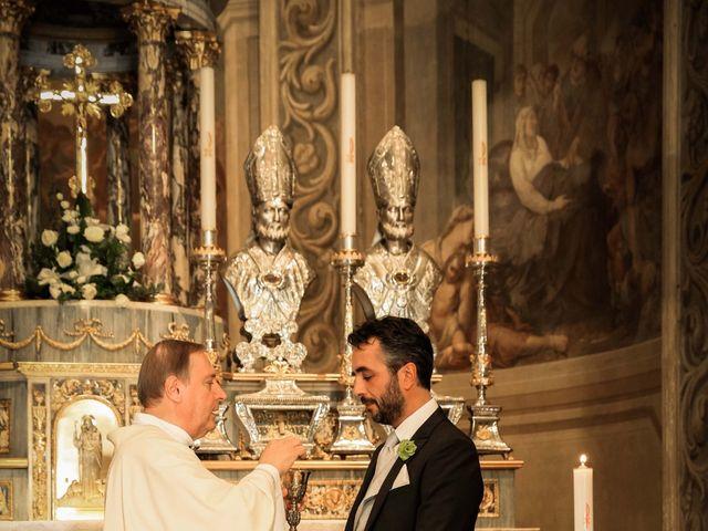 Il matrimonio di Osvaldo e Eleonora a Monza, Monza e Brianza 39