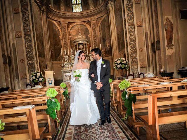 Il matrimonio di Osvaldo e Eleonora a Monza, Monza e Brianza 43