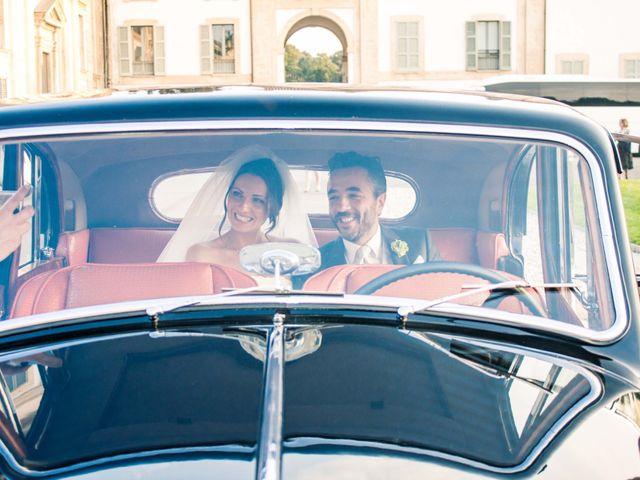 Il matrimonio di Osvaldo e Eleonora a Monza, Monza e Brianza 46