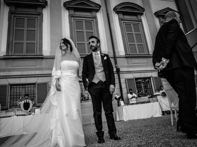 Il matrimonio di Osvaldo e Eleonora a Monza, Monza e Brianza 57