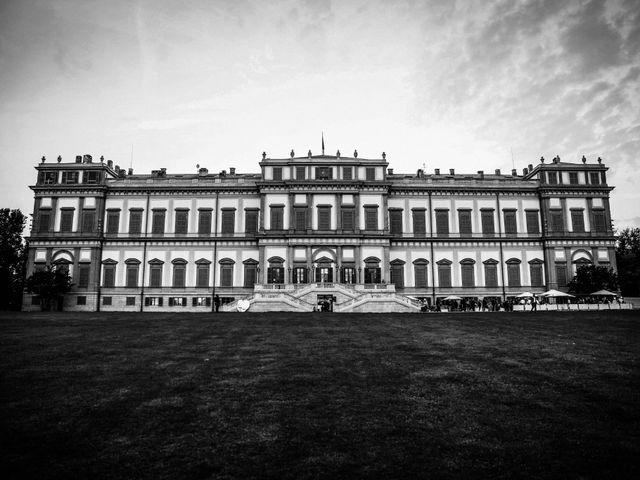 Il matrimonio di Osvaldo e Eleonora a Monza, Monza e Brianza 62