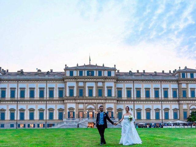 le nozze di Eleonora e Osvaldo