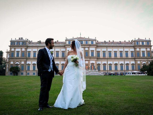 Il matrimonio di Osvaldo e Eleonora a Monza, Monza e Brianza 66