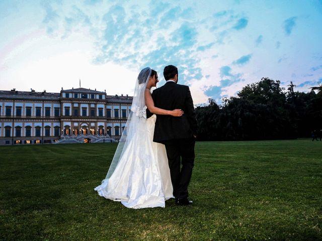 Il matrimonio di Osvaldo e Eleonora a Monza, Monza e Brianza 67