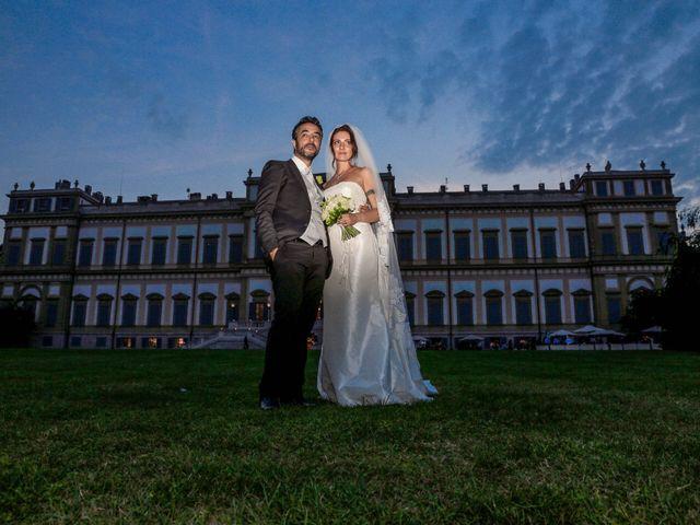 Il matrimonio di Osvaldo e Eleonora a Monza, Monza e Brianza 96
