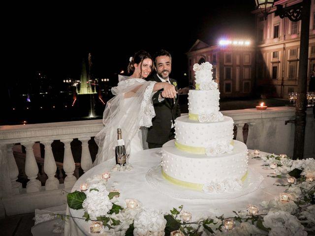 Il matrimonio di Osvaldo e Eleonora a Monza, Monza e Brianza 99