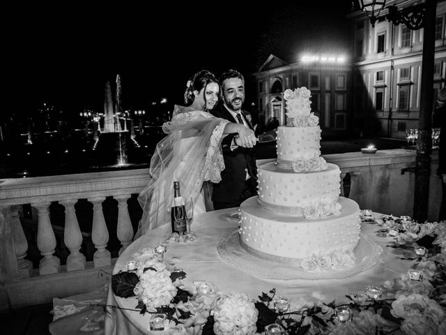 Il matrimonio di Osvaldo e Eleonora a Monza, Monza e Brianza 100