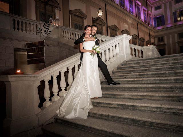 Il matrimonio di Osvaldo e Eleonora a Monza, Monza e Brianza 109