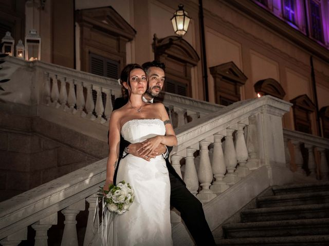 Il matrimonio di Osvaldo e Eleonora a Monza, Monza e Brianza 110