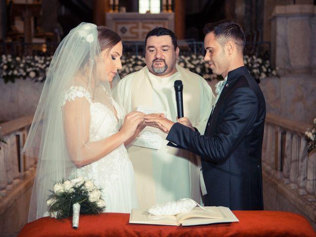 Il matrimonio di Alessandro e Cinzia a Taranto, Taranto 19