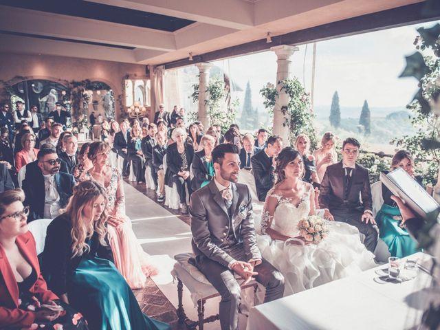 Il matrimonio di Jacopo e Selene a Firenze, Firenze 28