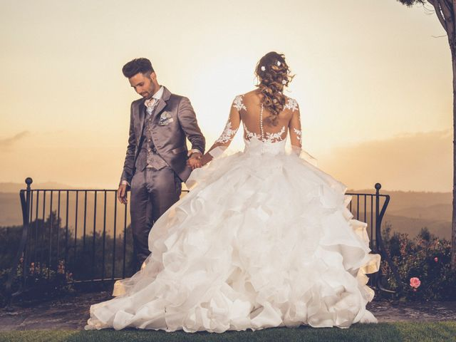 Le nozze di Selene e Jacopo
