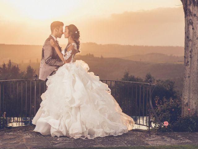 Il matrimonio di Jacopo e Selene a Firenze, Firenze 47