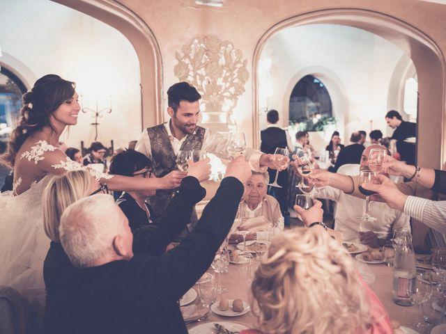 Il matrimonio di Jacopo e Selene a Firenze, Firenze 52