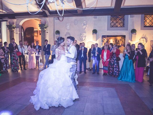 Il matrimonio di Jacopo e Selene a Firenze, Firenze 55