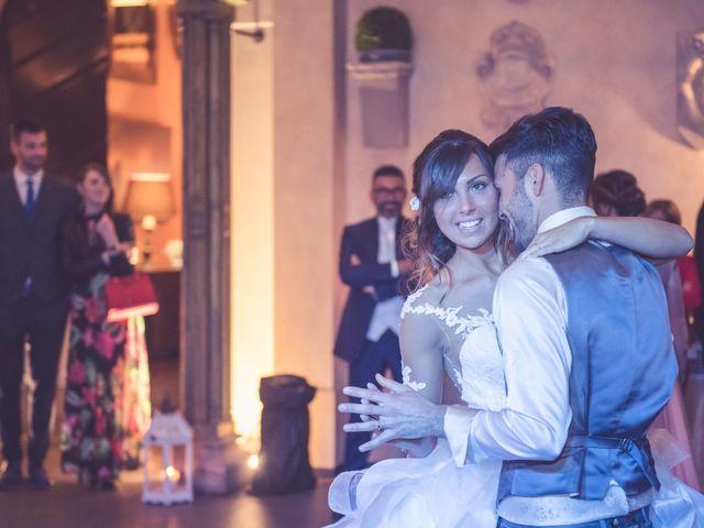 Il matrimonio di Jacopo e Selene a Firenze, Firenze 56