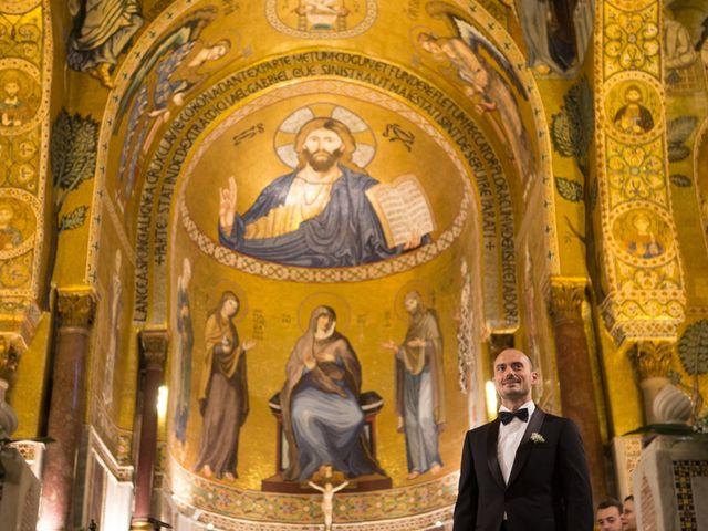 Il matrimonio di Mariano e Deborah a Palermo, Palermo 38