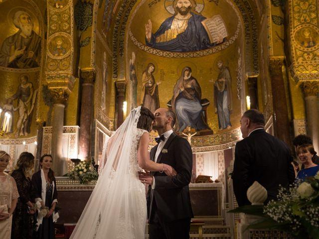 Il matrimonio di Mariano e Deborah a Palermo, Palermo 39