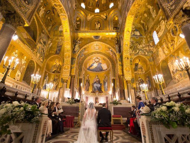Il matrimonio di Mariano e Deborah a Palermo, Palermo 40