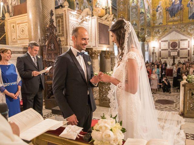 Il matrimonio di Mariano e Deborah a Palermo, Palermo 47