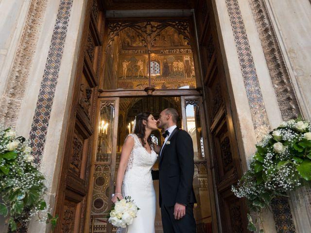 Il matrimonio di Mariano e Deborah a Palermo, Palermo 48