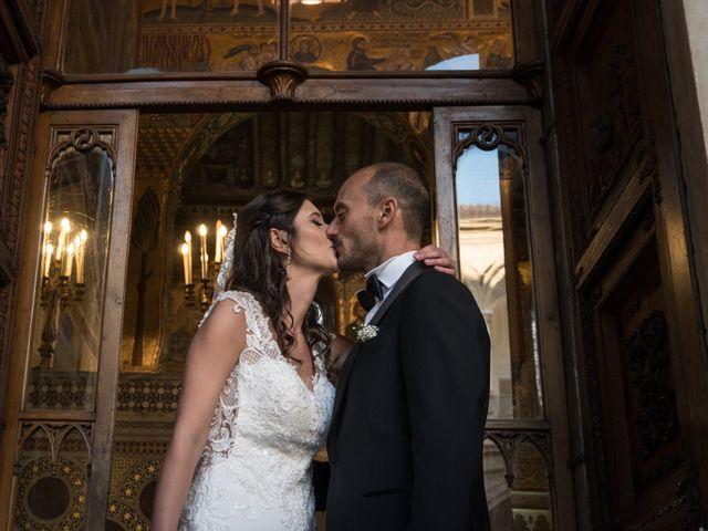 Il matrimonio di Mariano e Deborah a Palermo, Palermo 49
